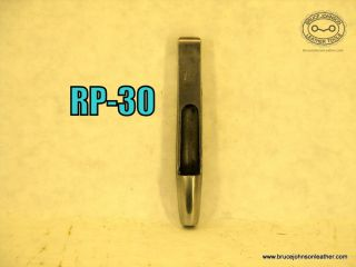 RP-30 – unmarked #12 round punch – $15.00