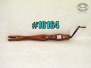 10164 – Horse Shoe Brand Tools saddle string tightening stick – $50.00