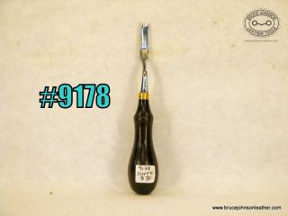 9178 – Gomph #4 French edger – $70.00