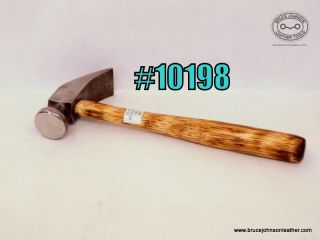 10198 – Atha general-purpose cobbler hammer, 16 ounce – $45.00