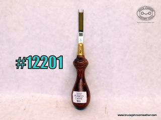 12201 – Palosanto1-4 inch French edger – $65.00