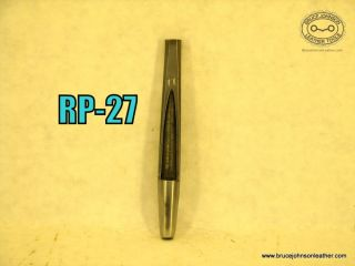 RP-27 – unmarked #11 round punch – $20.00