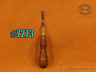 7273 – unmarked #0 edge shave – $30.00