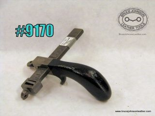 9170 – CS Osborne cast metal draw gauge – $55.00