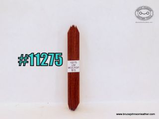 10275 – unmarked single-line wooden creaser, or sizes of crease – $15.00