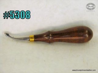 5308 – CS Osborne #0 beveled tickler – $25 00