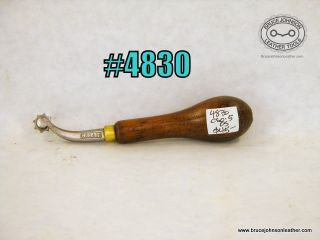 4830 – CS Osborne #5 over stitch – $45.00