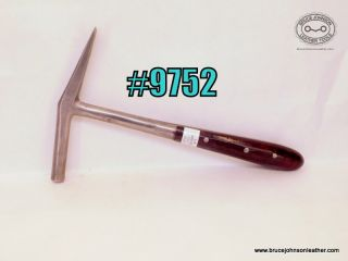 9752 – CS Osborne hammer with good claws – $75.00