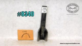 8340 – 1-1-8 pinking punch – $50.00