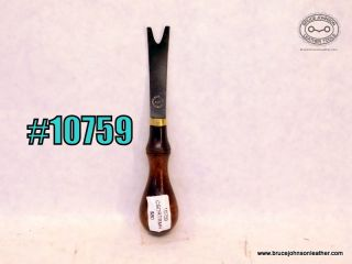 10759 – CS Osborne rein trimmer – $80.00.