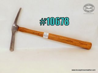 10678 – BL Marder tack hammer with smooth cross peen– $120.00