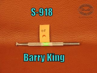 S-918 – Barry King fluted cam 7-32 inch – $20.00