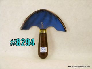 8294 - Rose 5-1/2 inch wide round knife - outstanding condition - $200.00