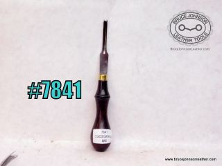 7841 – CS Osborne 3-32 inch Saddler gouge – $80.00