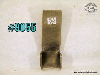 9055 – unmarked 1-3/4 inch round end punches – $100.00