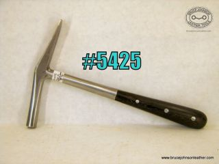 5425 – CS Osborne #5 tack hammer, good strong claws – $75.00