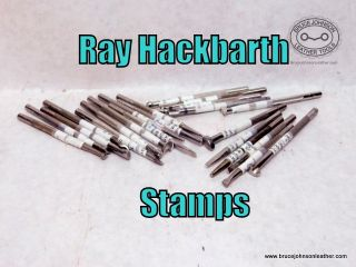 Group of Ray Hackbarth stamps added today