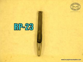 RP-23 – Bemis and Call #10 round punch – $15.00