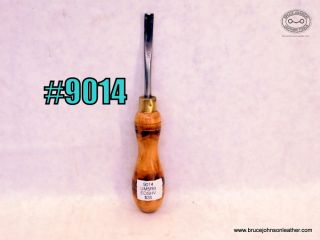9014 – unmarked #5 round back edge shave – $35.00