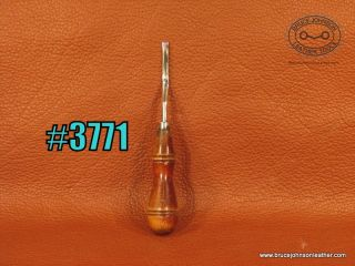 3771 – unmarked #0 edge shave – $30.00