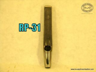 RP-31 – Jess #13 round punch – $20.00