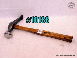 10188 – unmarked hammer, 14 ounce – $50.00