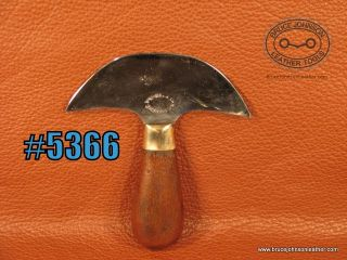HF Osborne round knife 5 inches wide – $160.00