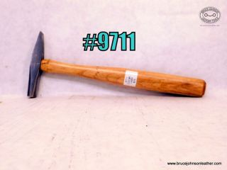 9711 – CS Osborne #1 riveting hammer – $25.00