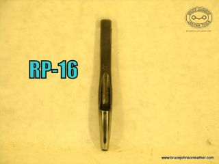 RP-16 – Bemis and Call #8 round punch – $15.00