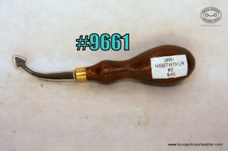 9661 – Horse Shoe Brand Tools #2 regular tickler – $45.00